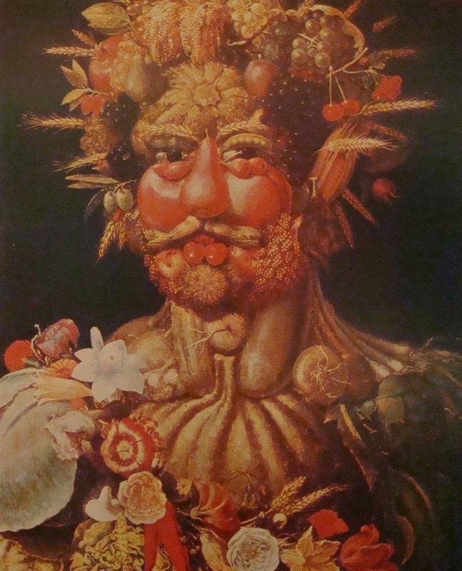 Картины Джузеппе Арчимбольдо: vintagetorg.com/predmety-interera/kartiny/51-kartiny-dzhuzeppe...